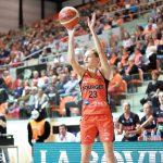 Euroleague féminine : Bourges – Ekaterinbourg diffusé et commenté en direct sur Facebook