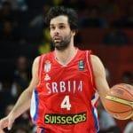 Serbie: Blessé, Milos Teodosic va manquer la Coupe du monde