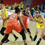 Euroleague féminine: Bourges a fait un pas de plus vers les quarts-de-finale