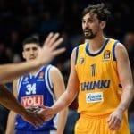 Euroleague : Alexey Shved (Khimki Moscou) absent trois semaines de plus