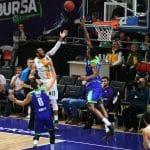 Vidéo : revivez les six dernières minutes de Tofas Bursa – Limoges