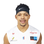 L'ASVEL s'en sort contre Chalon mais en prenant 104 points dont 30 de Justin Robinson