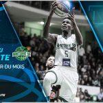Jeep®ÉLITE : Lahaou Konaté élu joueur du mois de novembre