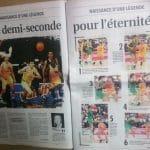 Spécial Limoges – Le Populaire, le compagnon fidèle du CSP