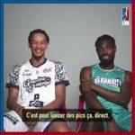 Vidéo: Benjamin Sene (Gravelines) et Yannick Bokolo (Pau) en 1 Contre 1