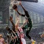 Euroleague : le top 10 des dunks du mois de novembre