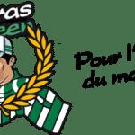 Clasico Limoges-Pau: Les Ultras Green remettent aux joueurs et au staff une lettre de motivation !