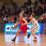 Euroleague féminine: Villeneuve d'Ascq a fait un pas décisif vers un reversement en Eurocup