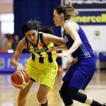 Euroleague féminine: 24 points pour Bria Hartley (Fenerbahçe) contre Koursk