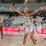 Eurocup féminine: Briana Day (Nantes-Rezé) élue Joueuse de la Semaine
