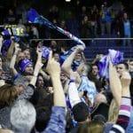Espagne: Estudiantes fait tomber le Real dans le derby madrilène et obtient ainsi sa 1000e victoire