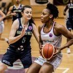 Eurocup féminine: Lyon, Montpellier, Nantes et Tarbes en huitièmes de finale