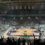 Ambiance: Louisville-Kentucky vs. Panathinaikos-Olympiakos
