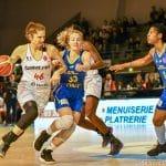 Euroleague féminine: Des trois clubs français, seul Villeneuve d'Ascq s'est imposé