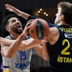 Récap Euroleague : Le Khimki Moscou fait enfin chuter Fenerbahçe !