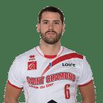 Pro B: 40 points à 10/13 à trois-points pour Jonathan Hoyaux (Saint-Chamond) face à Lille !