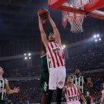 Récap Euroleague : l'Olympiakos se venge du Panathinaikos