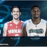 Jeep Elite: Paul Lacombe, Vitalis Chikoko ou Miro Bilan: Qui sera élu le Joueur du Mois de Décembre ?