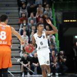 EuroCup – Top 16 : l'Asvel parmi les trois équipes invaincues