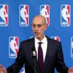 """Adam Silver (commissioner de la NBA): """"Il est peu probable que nous nous arrêtions pour les Jeux Olympiques"""""""