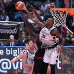 "Interview Amath Mbaye (Virtus Bologne): ""On veut gagner la Champions League!"""
