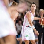 Interview (1) Céline Dumerc (Basket Landes): «En ce moment, je m'éclate sur un terrain»
