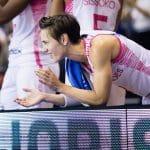 """Défaite de Basket Landes face à Lyon, Céline Dumerc : """"Je ressens forcément de la déception parce qu'on n'était pas loin"""""""