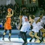 Euroleague féminine: Bourges face aux Hongroises de Sopron en quart-de-finale