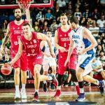 """Sasha Djordjevic (coach de la Serbie): """"Je suis vraiment reconnaissant envers Dragan Milosavljevic"""""""