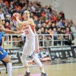 Euroleague féminine: C'est fait, Bourges est en quarts de finale !
