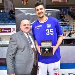 Pologne : Mathieu Wojciechowski élu joueur du mois de janvier