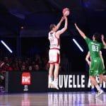 Leaders Cup: Tombeur de Limoges, 72-63, Strasbourg rejoint Bourg en finale