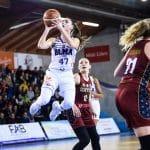 Eurocup féminine: Lyon, Montpellier et Tarbes en huitièmes de finale