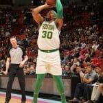 """Guershon Yabusele (Boston Celtics): """"J'espère jouer à Paris"""""""