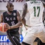 """Qualifications Coupe du monde – Jimmy Djimrabaye (Quimper): """"En Centreafrique le basket est le sport roi"""""""