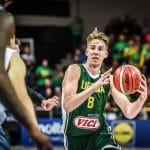 Qualifications coupe du monde : La Lituanie avec Adas Juskevicius (Nanterre)