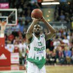 Jeep®ÉLITE : L'ancien joueur du Panathinaikos Stephane Lasme arrive à Strasbourg