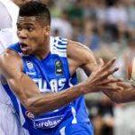 """Giannis Antetokounmpo : """"Je veux rejoindre la sélection grecque à la Coupe du monde"""""""
