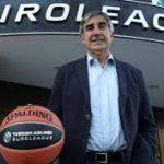 """Jordi Bertomeu (Président de l'EuroLeague) : """"Nous ne changerons pas le format dans les 3-4 prochaines années"""""""
