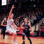 Eurocup féminine: Lattes-Montpellier fait un pas de géant vers les demi-finales