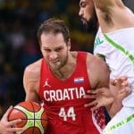 Bojan Bogdanovic regrette l'absence de la Croatie à la Coupe du Monde
