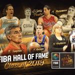 Bogdan Tanjevic (Limoges et Villeurbanne) et Margo Dydek (Valenciennes) parmi la promotion du Hall of Fame FIBA 2019