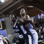 Ligue Féminine: Fatimatou Sacko (ASVEL) prend la direction de Charleville