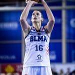 Ligue Féminine: 115 points pour Montpellier, 35 d'évaluation pour Helena Ciak