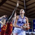 Eurocup féminine: Charleville-Montpellier sur YouTube