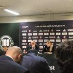 """Pablo Laso (Real Madrid) : """"Vous regardez du basket depuis assez longtemps pour savoir que le dernier shoot ne s'explique pas"""""""
