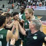 Vidéo: Vivre de l'intérieur la qualification de Nanterre aux quarts-de-finale de la Basketball Champions League