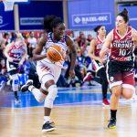 Eurocup féminine: Les Gazelles de Lattes-Montpellier en finale après avoir pulvérisé Girone, 98-69