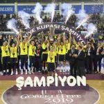 Féminines: Le Fenerbahçe de Valérie Garnier et Bria Hartley remportent la Coupe de Turquie
