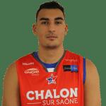 Pro B: Le Belge Khalid Boukichou revient en France, à Nancy